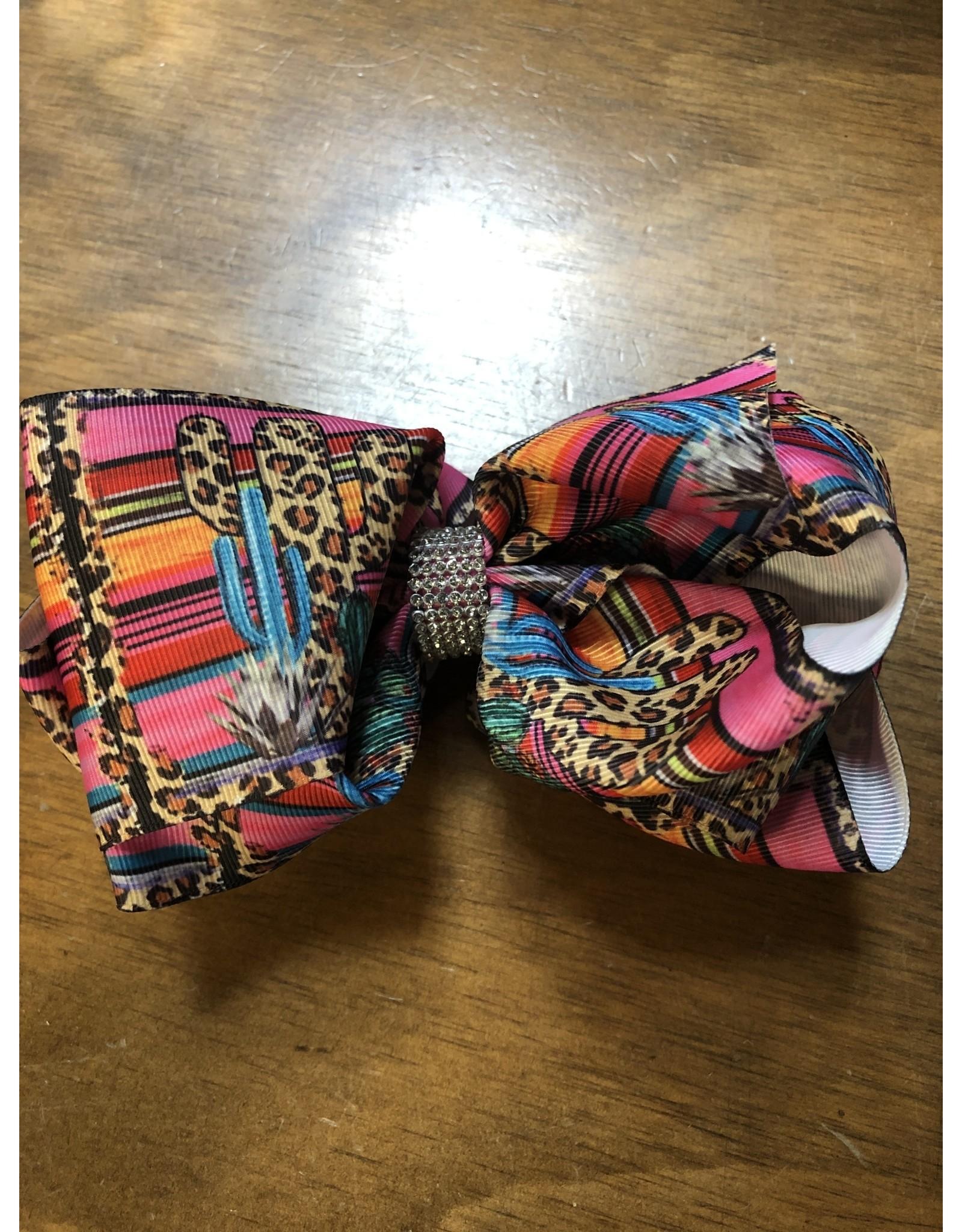 The Burlap Sack Bling Bows