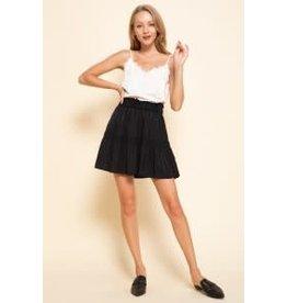 Mittoshop Ruffled Mini Skirt