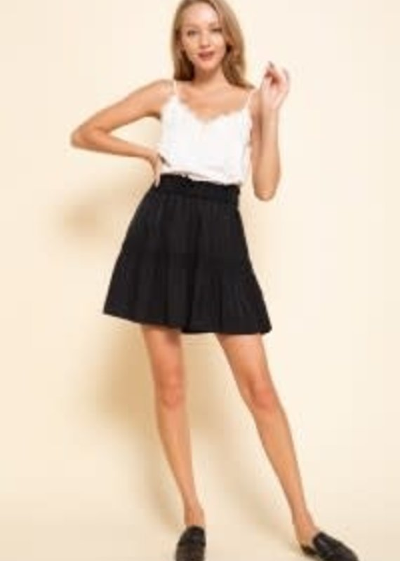 Mittoshop Ruffled Mini Skirt
