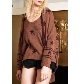 POL Star Spangled Hoodie Sweater