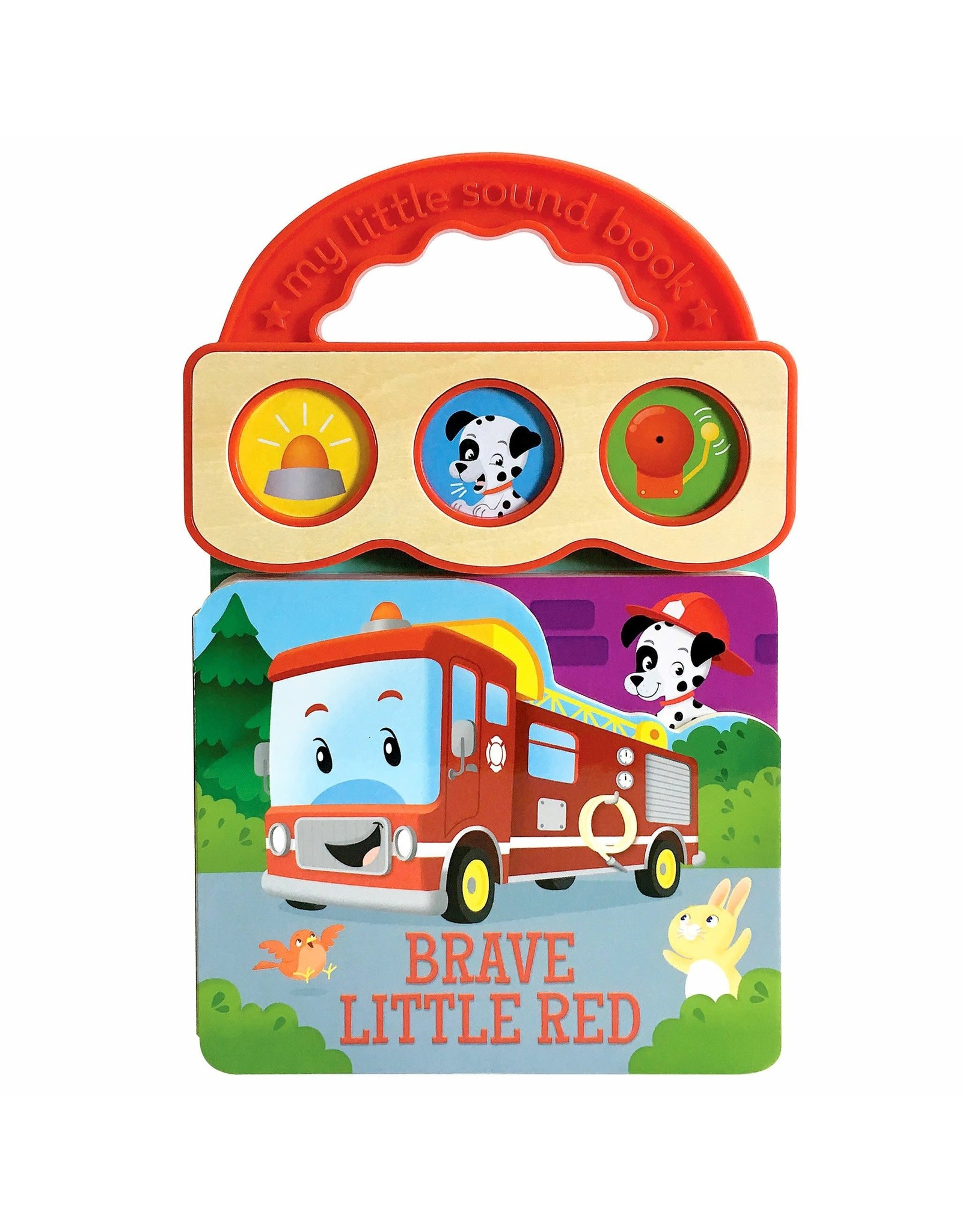 Cottage Door Press Brave Little Red