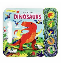 Cottage Door Press Listen & Learn Dinosaurs