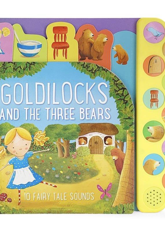 Cottage Door Press Goldilocks and the Three Bears Sound Book