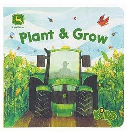 Cottage Door Press John Deere-Plant & Grow