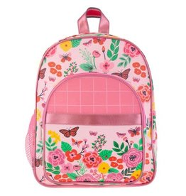 Stephen Joseph Classic Backpack-Butterfly Floral