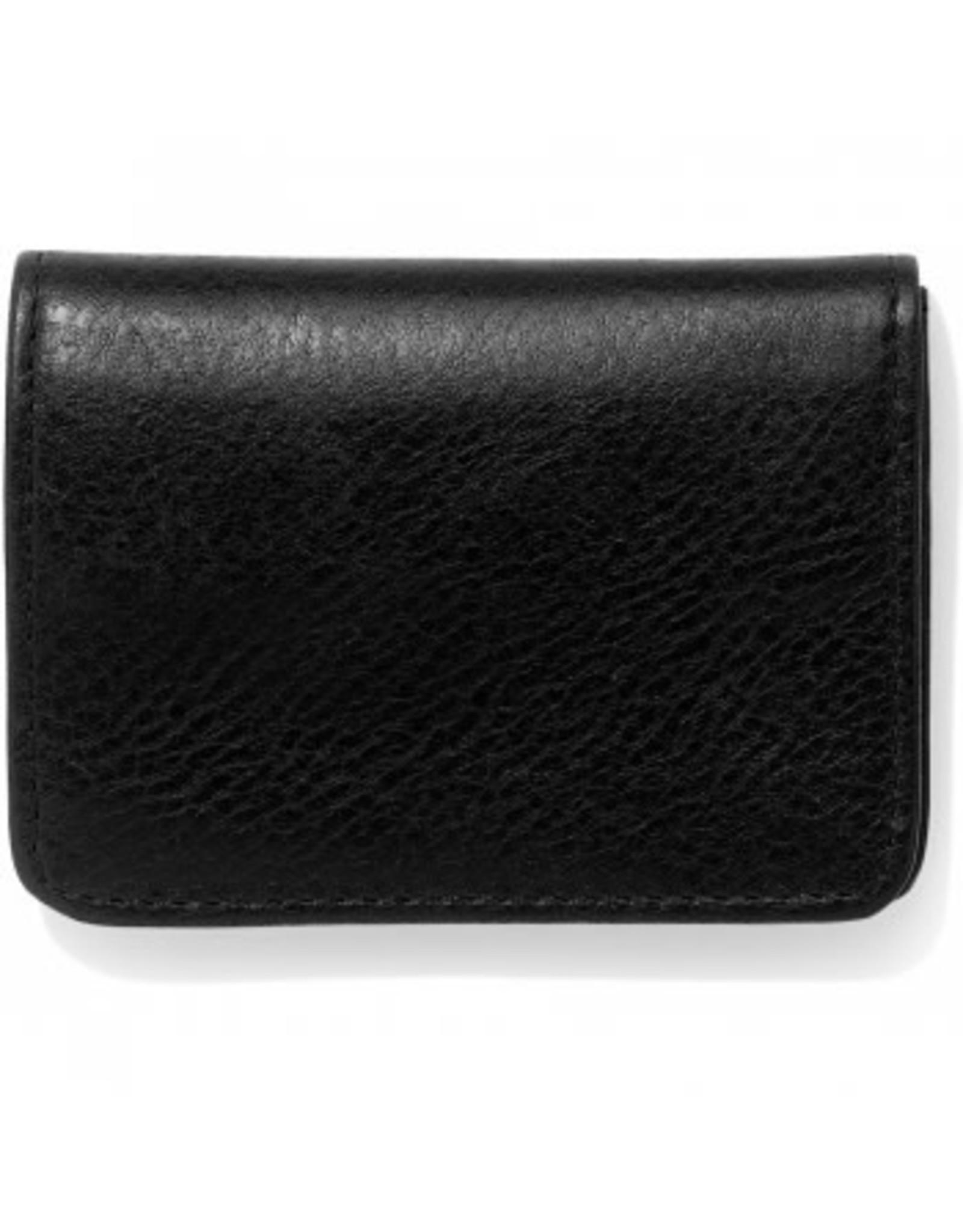 Brighton Carnegie Flip Wallet