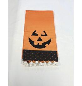 Paty Inc. Jack-O-Lantern Towel