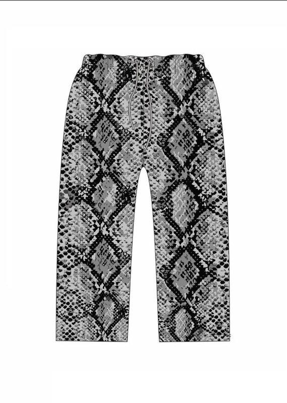 Jane Marie Striking Back Pajama Pant