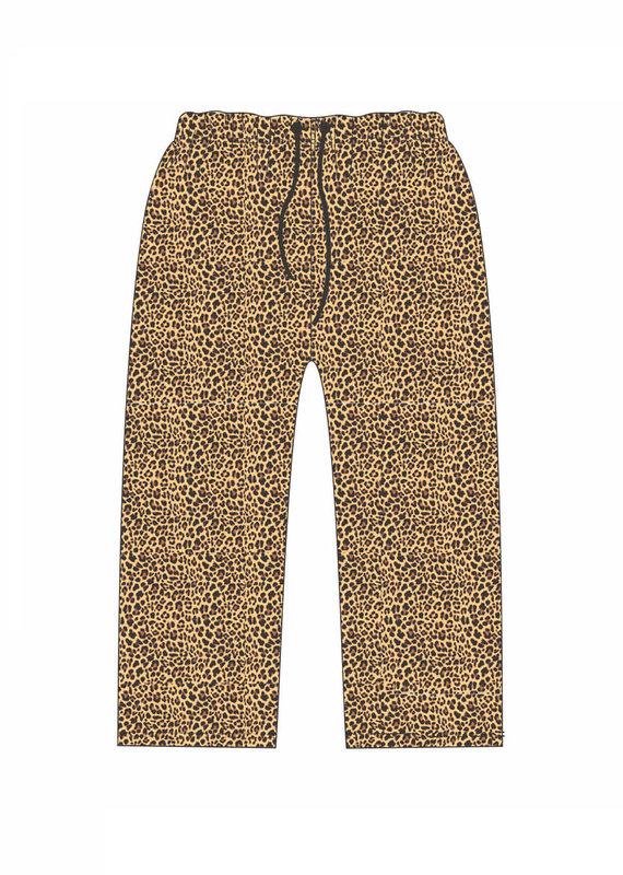 Jane Marie Leopard Pajamas