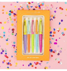 Taylor Elliot Designs Complimentary Colored Pen Set