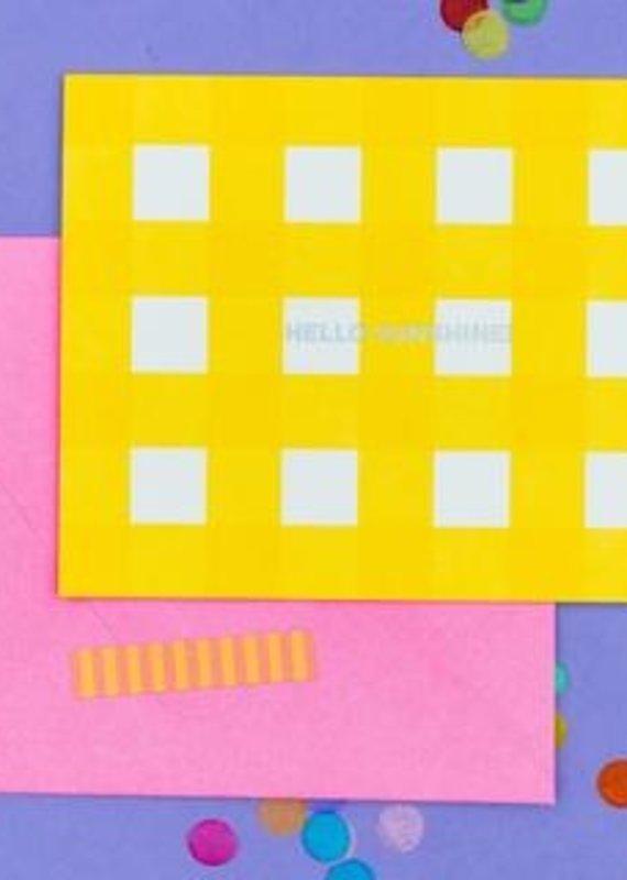 Taylor Elliot Designs Hello Sunshine Note Card Set
