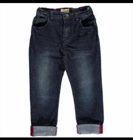 Me & Henry Slim Fit Denim Jeans-18/24M