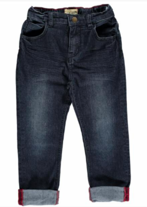 Me & Henry Slim Fit Denim Jeans-18/24M