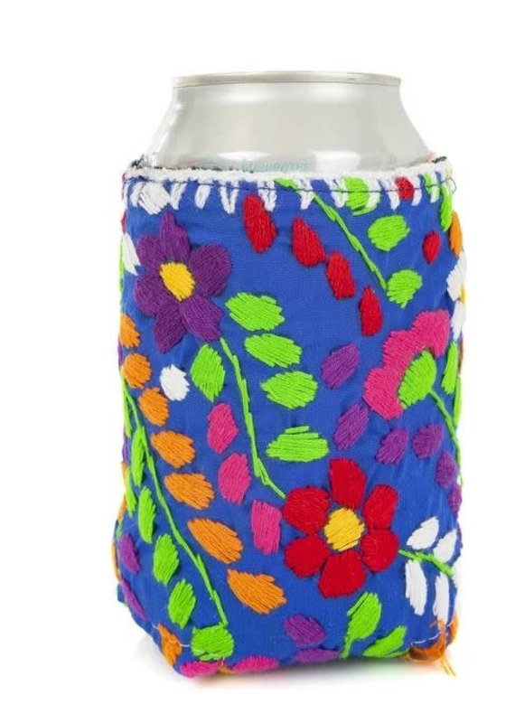 Nativa Embroidered Koozie
