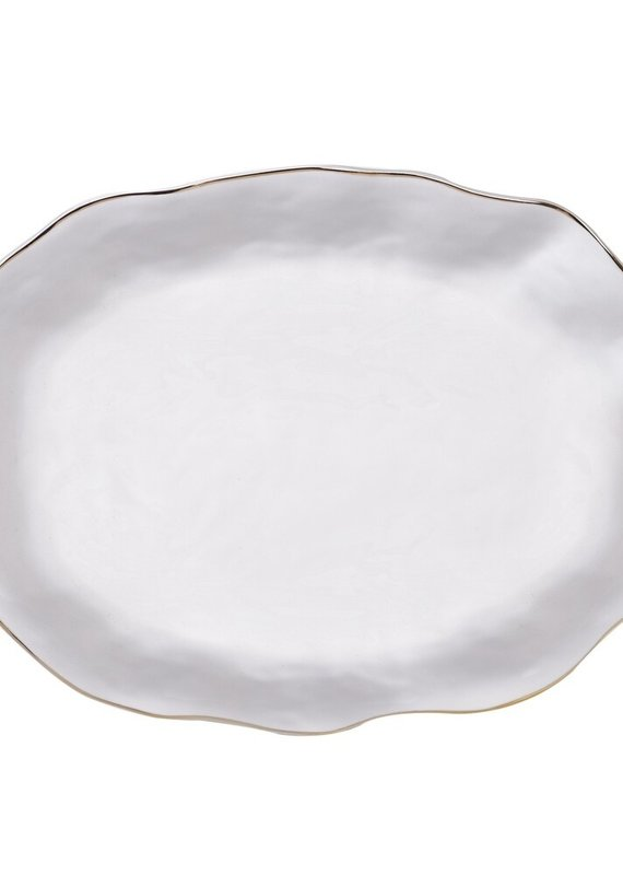 Certified International Corp. Elegance Oval Platter
