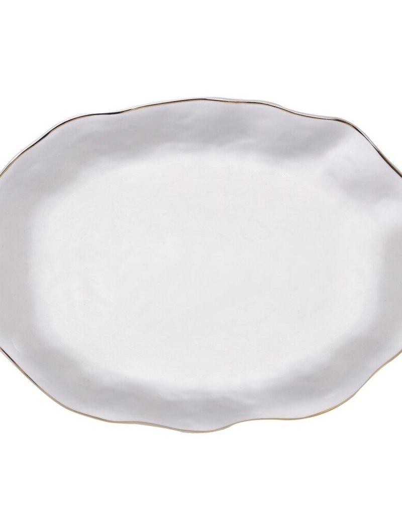 Certified International Corp. Elegance Oval Platter