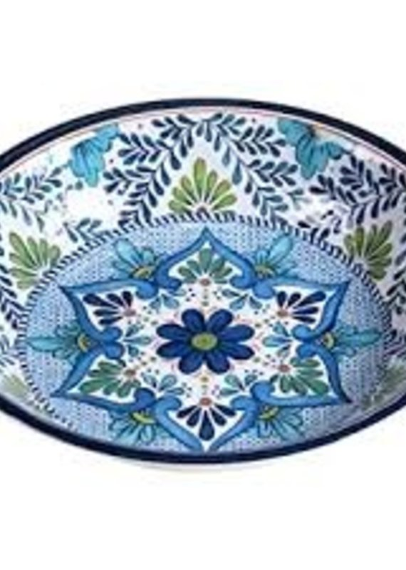 Certified International Corp. Talavera Large Serving Bowl