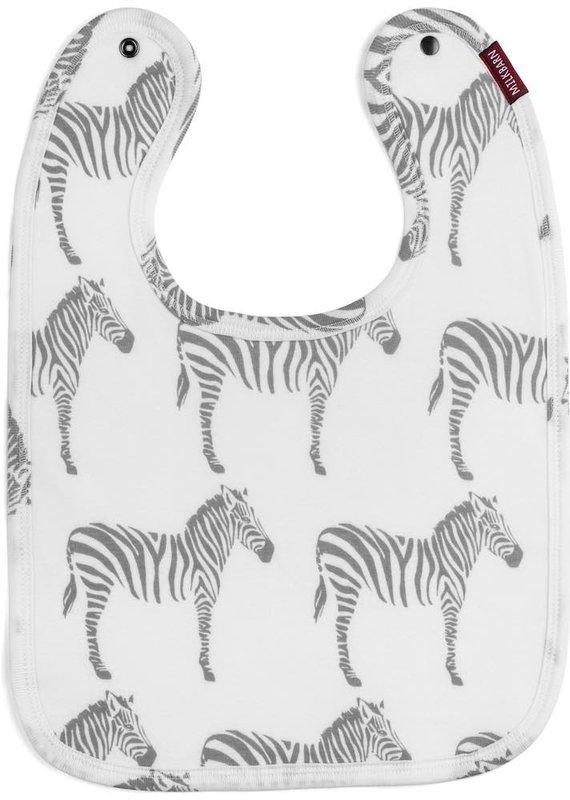 MilkBarn Kerchief Bib Zebra
