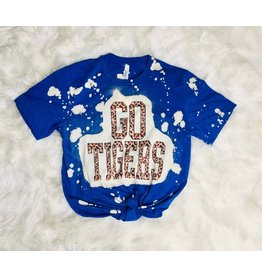 Raining Rustic Go Tigers Tee