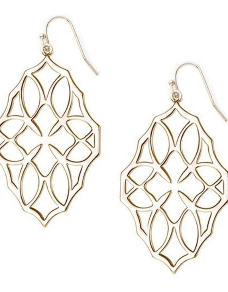 Natalie Wood Designs Believer Large Drop Earrings