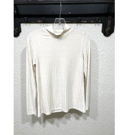 Jerell Clothing Company Rib Knit Solid Mock-SM