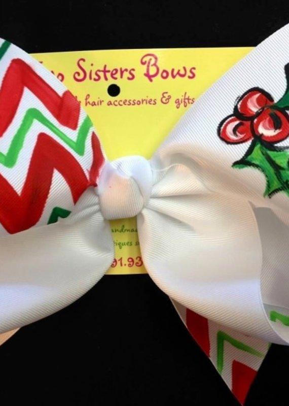 Maison Chic Mistletoe XLarge Bow