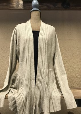 Mystree Inc. Shawl Open Cardigan