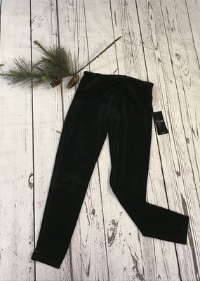 Jerell Clothing Company Solid Stretch Velvet Pants