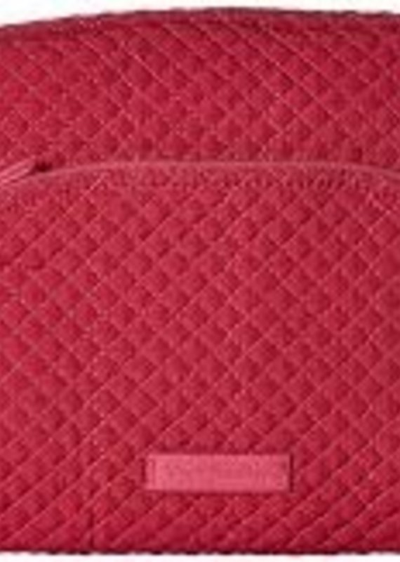 Vera Bradley Iconic Large Cosmetic-Passion Pink