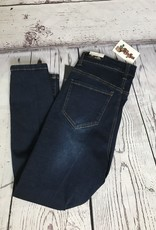 Jerell Clothing Company 5 Button Hi-Rise Ankle Pants