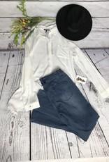 Jerell Clothing Company 5 Pocket Jeans-Medium Indigo