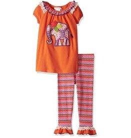 Bonnie Jean Gerson & Gerson Elephant Outfit