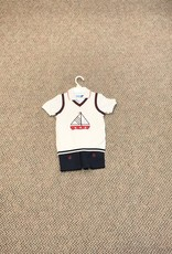 Good Lad Apparel 3 Piece Nautical Set- 4T