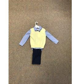 Bonnie Jean Boys Dress Set- 4T