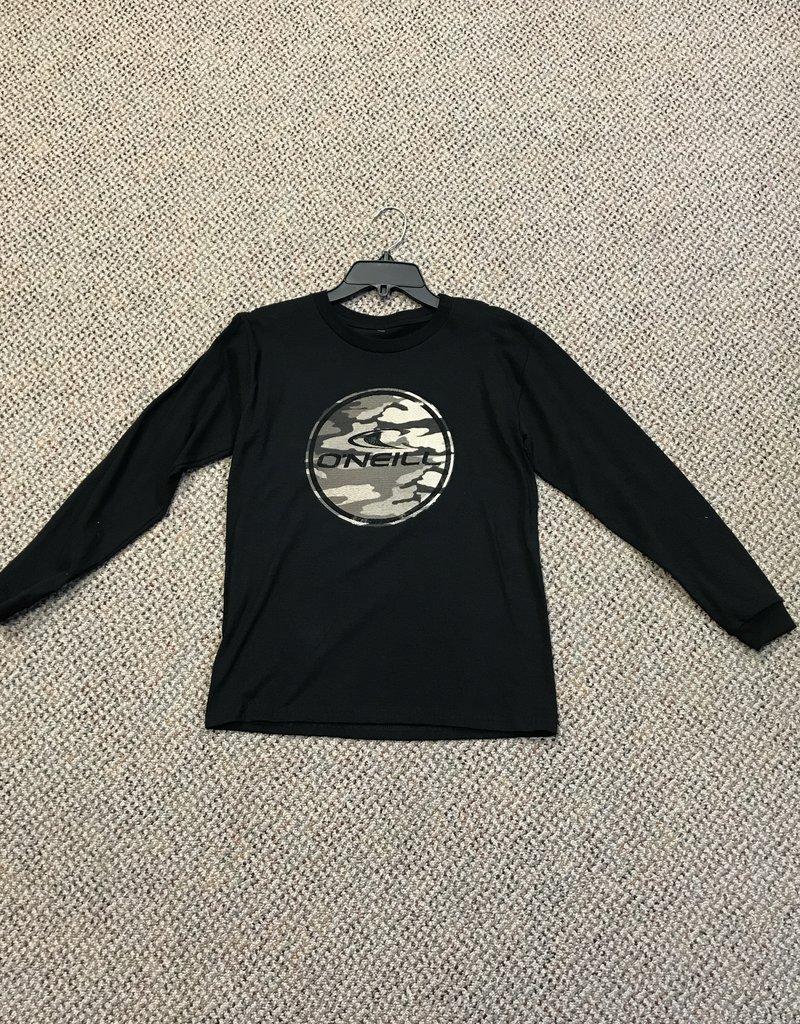O'Neill Sportswear Boarder LS- Black