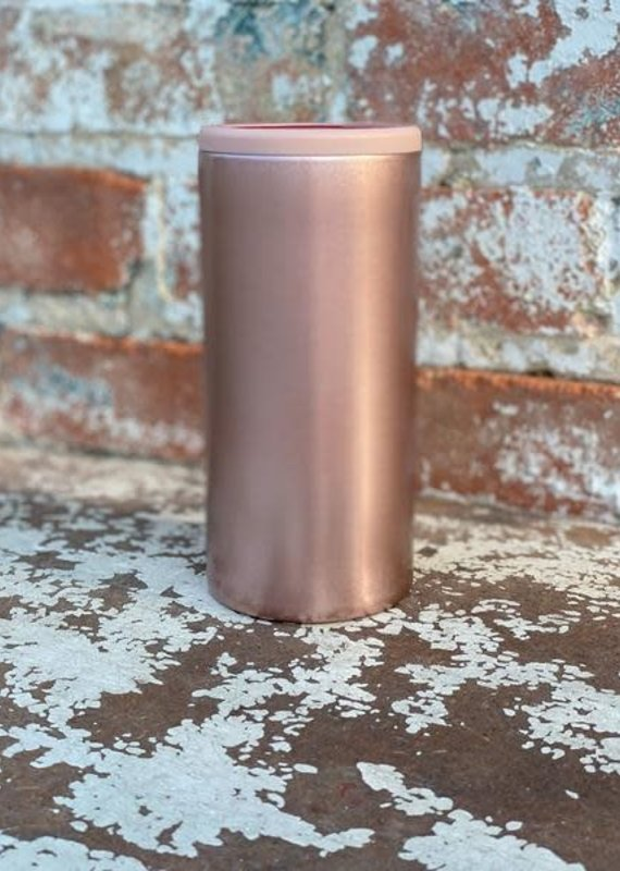 Honey Hush Stainless Tall Can Coolers