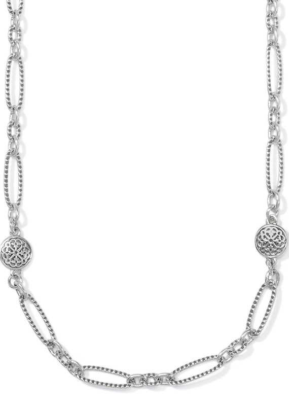 Brighton Ferrara Link Long Necklace