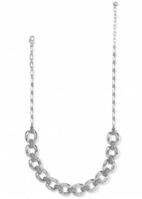 Brighton Interlock Woven Collar Necklace