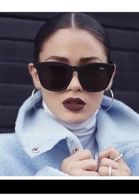 Quay Australia Zeus Sunglasses-Blk/Smk