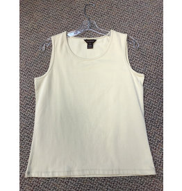 Jerell Clothing Company Scoop Neck Solid Tank