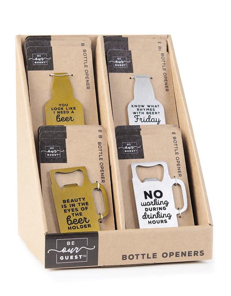 GiftCraft Inc. Bottle Opener