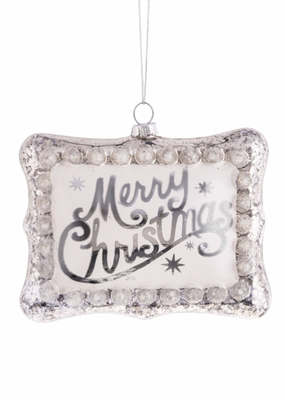 "Midwest-CBK ""Merry Christmas"" Ornament"