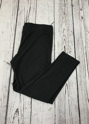 Another Love Cropped Gina Legging-Size XL