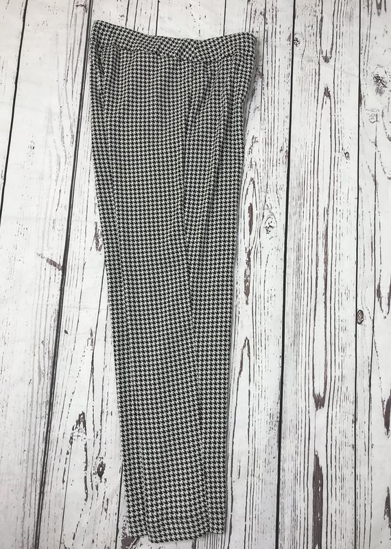 Multiples Multiples Wide Band Pull On Pant