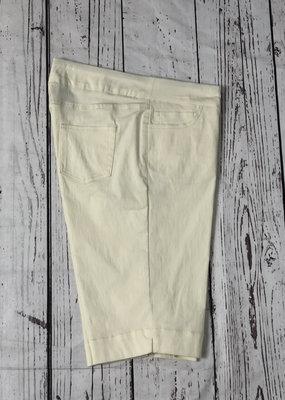 Jerell Clothing Company Walking Short Ivory-Size 10
