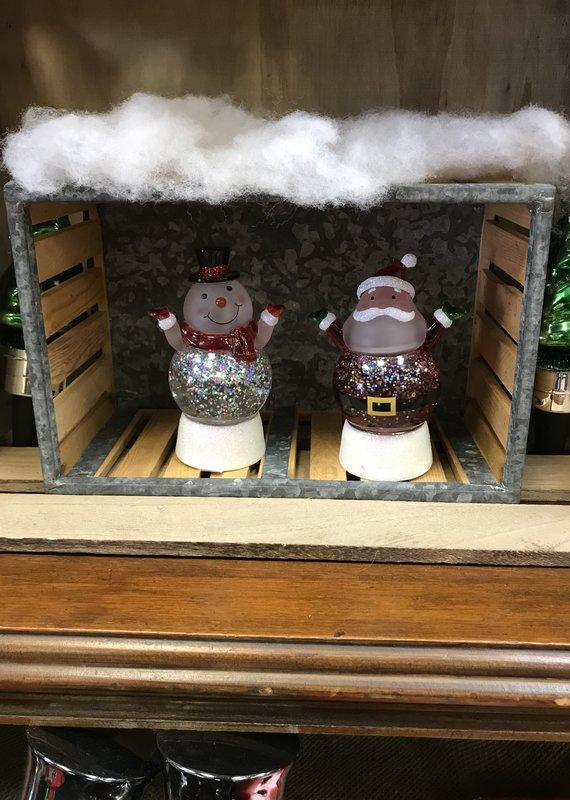 Midwest-CBK Christmas Snow Globe