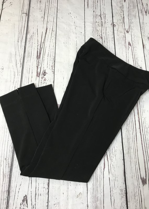 Multiples Techno Twill Solid Pant-Blk-6