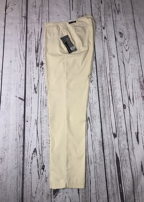 Multiples Wide Band Pull On Solid Pant-12