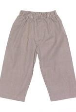 Three Sisters Boys Brown Plaid Pants