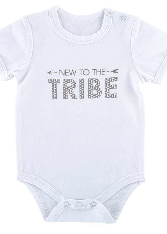 Stephan Baby New To Tribe Snapshirt-0/3M